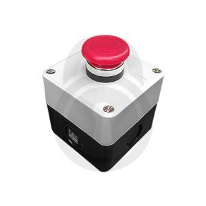 Heavy Dutty Push Button Red